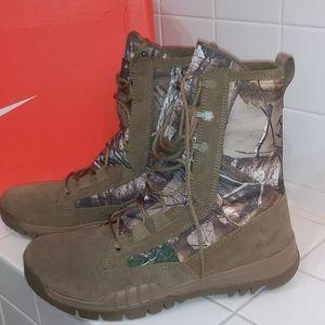Nike Camo Boots